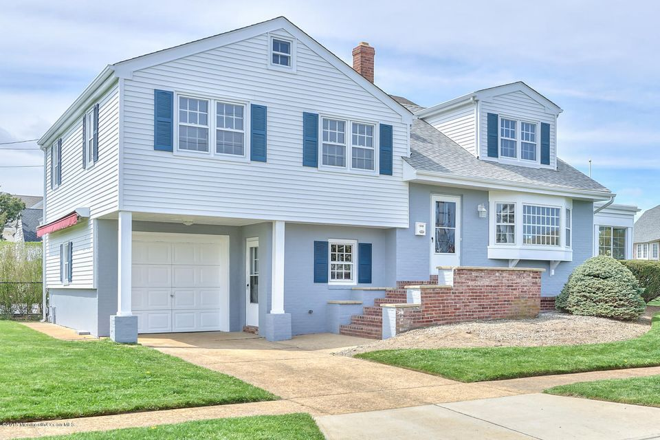 Single Family Home for Rent at 100 Neptune Place 100 Neptune Place Sea Girt, New Jersey 08750 United States