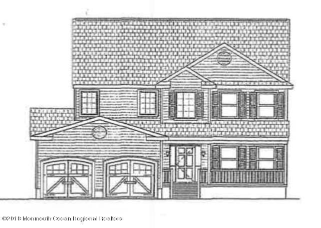 獨棟家庭住宅 為 出售 在 1335 Curtis Avenue 1335 Curtis Avenue Point Pleasant, 新澤西州 08742 美國