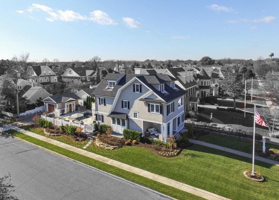 Частный односемейный дом для того Продажа на 200 Baltimore Boulevard 200 Baltimore Boulevard Sea Girt, Нью-Джерси 08750 Соединенные Штаты