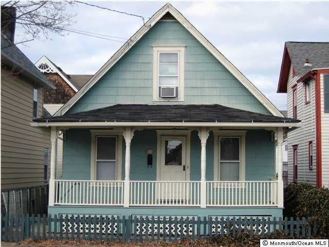 Single Family Home for Rent at 135 Broadway 135 Broadway Ocean Grove, New Jersey 07756 United States