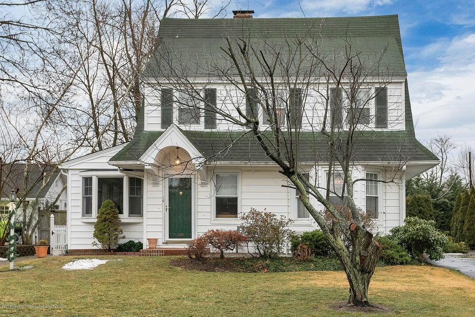 獨棟家庭住宅 為 出售 在 16 Buena Place 16 Buena Place Red Bank, 新澤西州 07701 美國