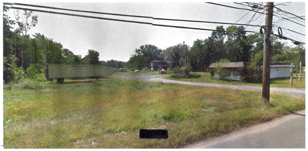 Land for Sale at 321 State Route 33 321 State Route 33 Manalapan, New Jersey 07726 United States