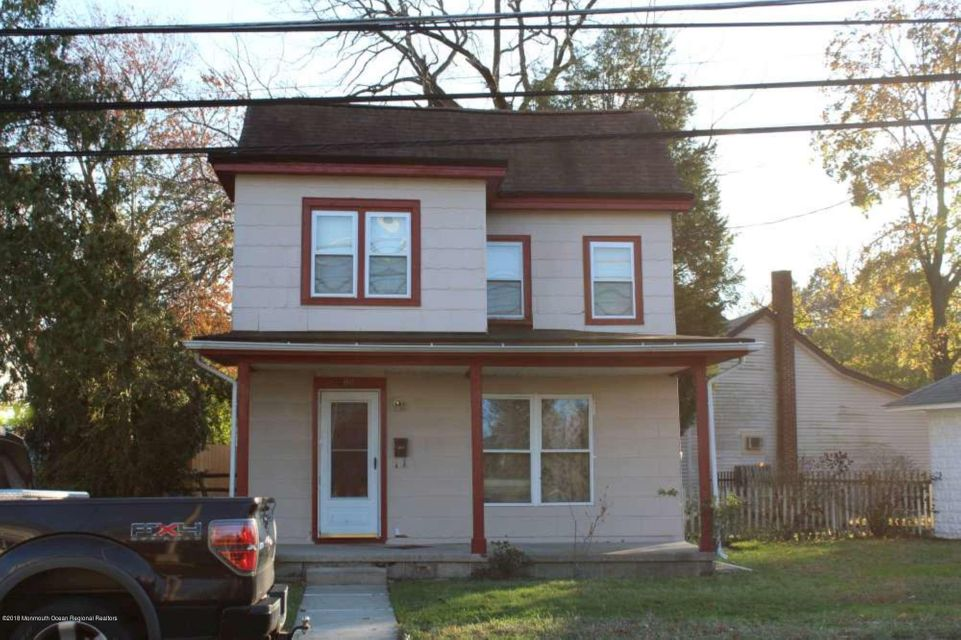 Single Family Home for Sale at 80 Shreve Street 80 Shreve Street Mount Holly, New Jersey 08060 United States