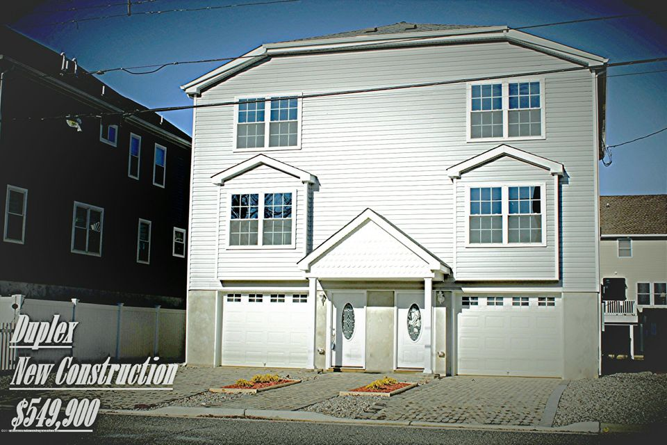 Multi-Family Home for Sale at 703 Bayview Avenue 703 Bayview Avenue Union Beach, New Jersey 07735 United States