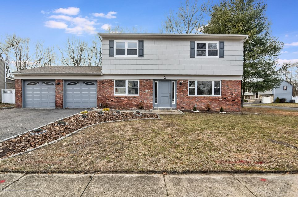 Single Family Home for Sale at 2 Cannonball Court 2 Cannonball Court Hazlet, New Jersey 07730 United States