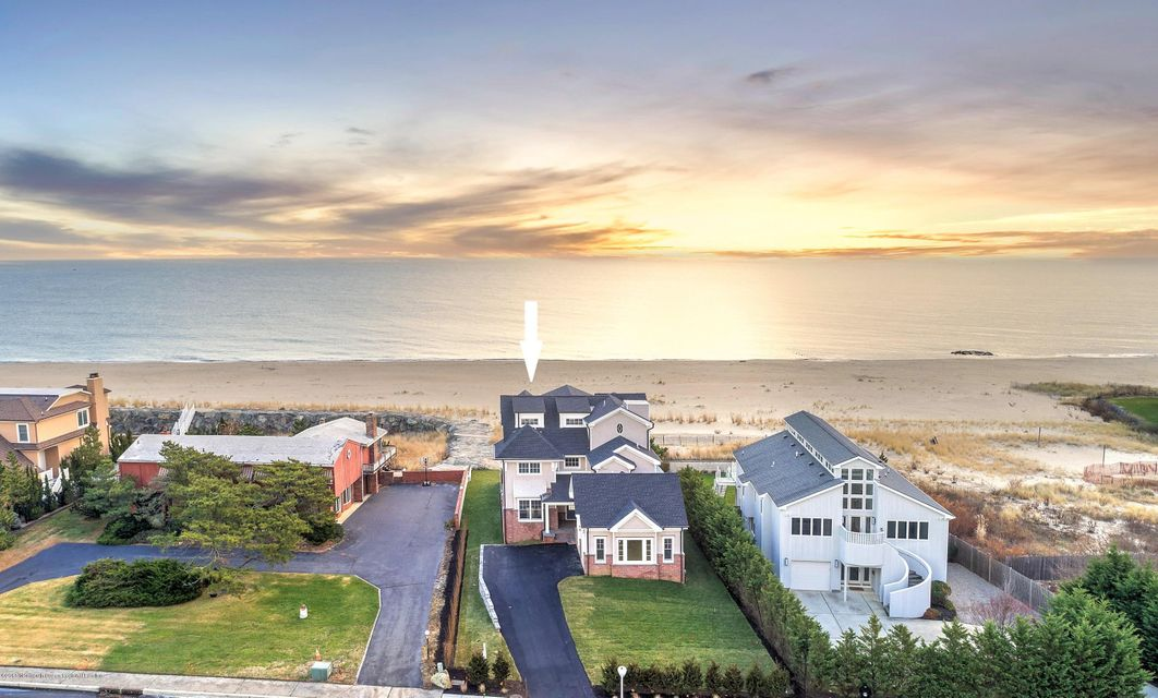 Single Family Home for Sale at 7 Ocean Avenue 7 Ocean Avenue Monmouth Beach, New Jersey 07750 United States