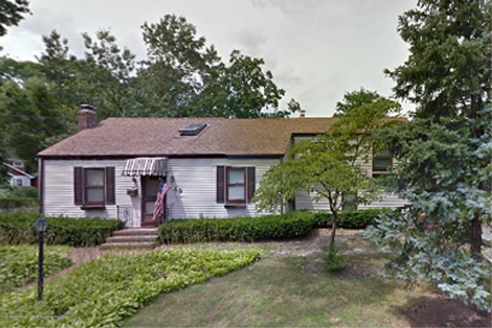 一戸建て のために 賃貸 アット 49 Park Avenue 49 Park Avenue Rumson, ニュージャージー 07760 アメリカ合衆国