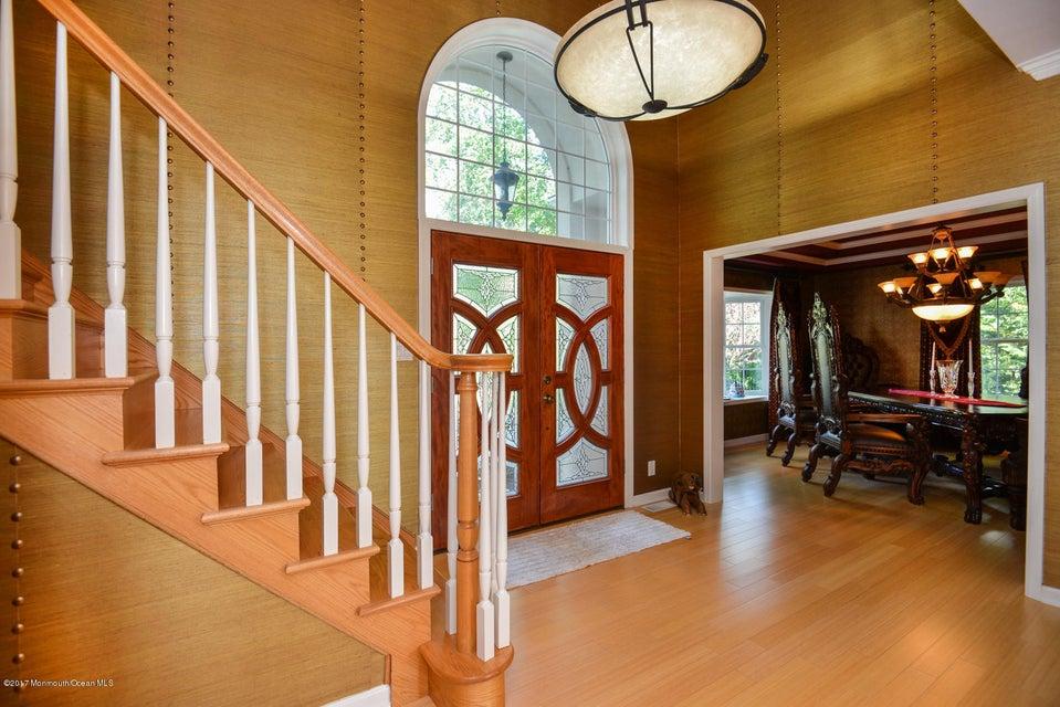 Foyer into Formal Dining Room
