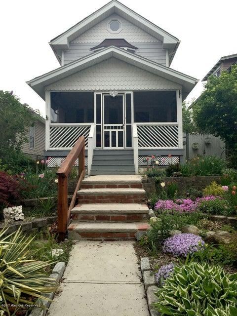獨棟家庭住宅 為 出租 在 1306 2nd Avenue 1306 2nd Avenue Asbury Park, 新澤西州 07712 美國