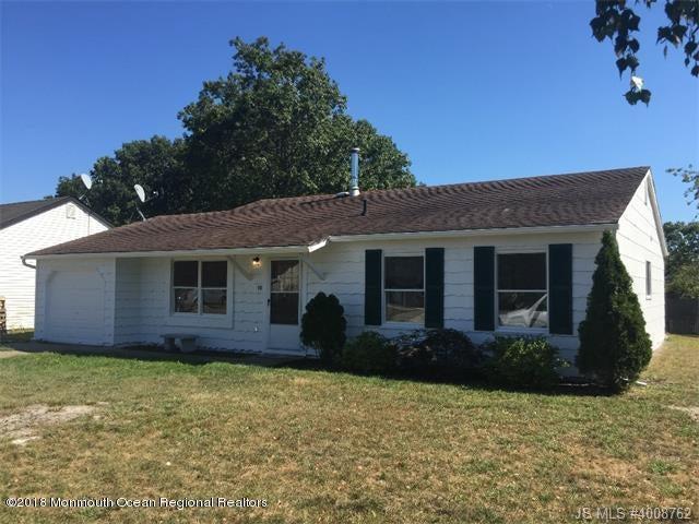 Casa Unifamiliar por un Alquiler en 10 Nautilus Avenue 10 Nautilus Avenue Barnegat, Nueva Jersey 08005 Estados Unidos