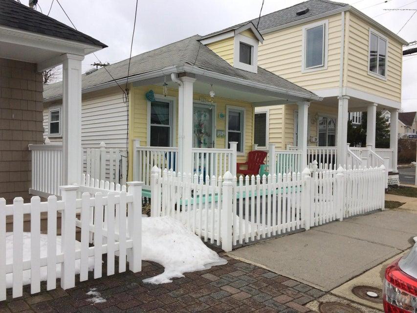 Casa Unifamiliar por un Alquiler en 127 Newark Avenue 127 Newark Avenue Bradley Beach, Nueva Jersey 07720 Estados Unidos