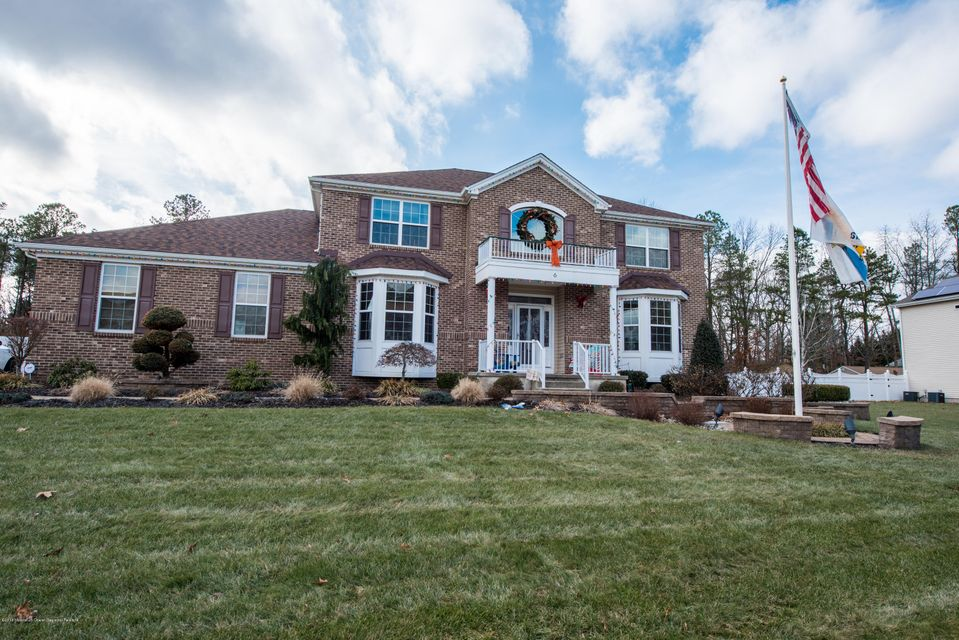 Single Family Home for Sale at 6 Firenze Road 6 Firenze Road Jackson, New Jersey 08527 United States