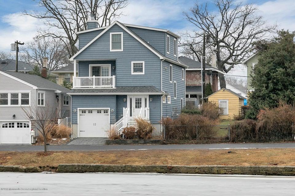 Vivienda unifamiliar por un Venta en 522 Lakeside Avenue 522 Lakeside Avenue Avon, Nueva Jersey 07717 Estados Unidos
