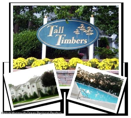 Commercial pour l Vente à 21 Units Tall Timbers Village 21 Units Tall Timbers Village Little Egg Harbor, New Jersey 08087 États-Unis