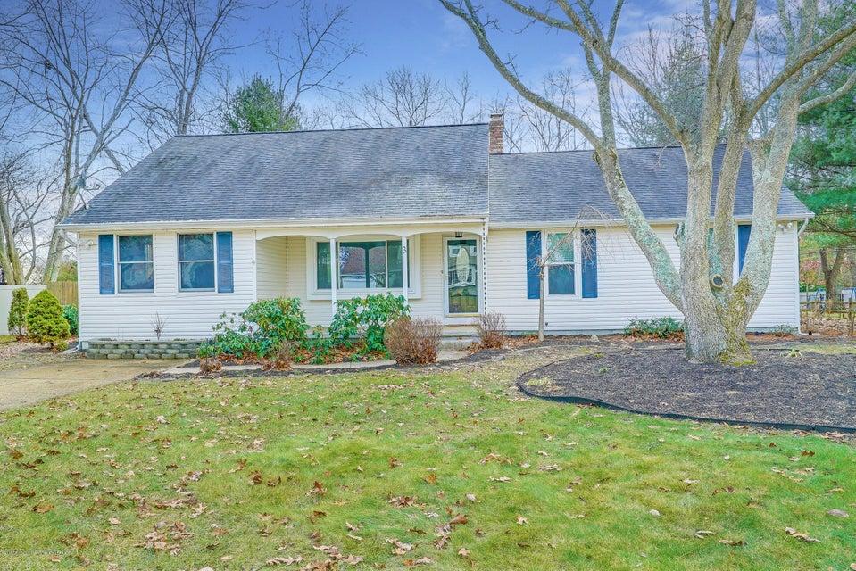 独户住宅 为 销售 在 3 Ashford Road 3 Ashford Road 杰克逊, 新泽西州 08527 美国