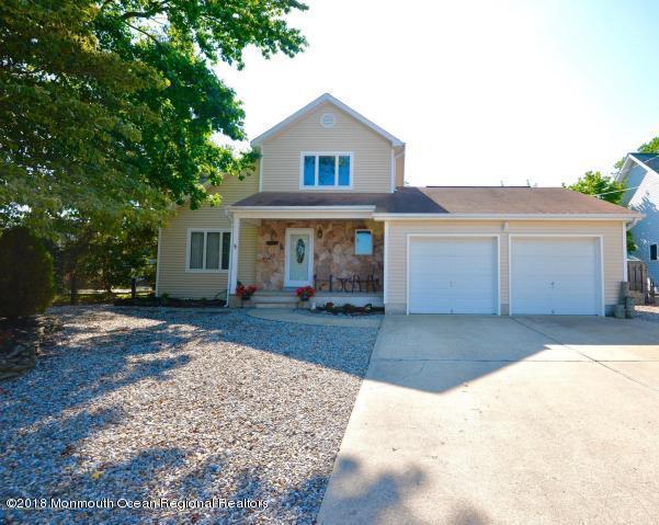 Casa para uma família para Venda às 702 Roanoke Drive 702 Roanoke Drive Forked River, Nova Jersey 08731 Estados Unidos