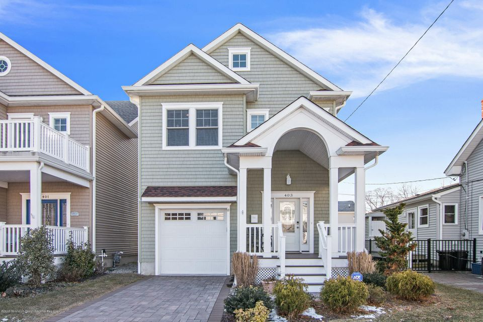 House for Sale at 403 Mccabe Avenue 403 Mccabe Avenue Bradley Beach, New Jersey 07720 United States