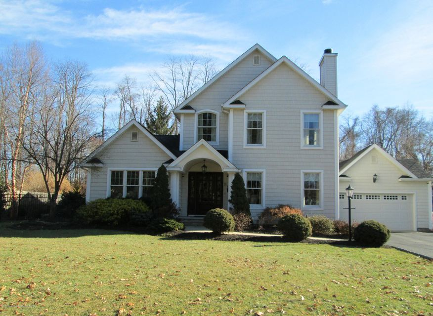 Single Family Home for Sale at 81 Riverbrook Avenue 81 Riverbrook Avenue Lincroft, New Jersey 07738 United States