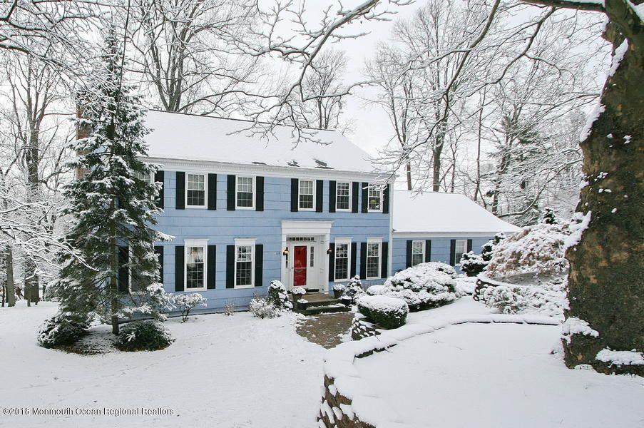 Maison unifamiliale pour l Vente à 119 Ryder Way 119 Ryder Way New Providence, New Jersey 07974 États-Unis