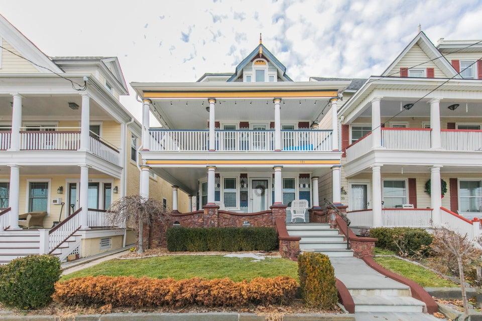 Casa Unifamiliar por un Venta en 101 Central Avenue 101 Central Avenue Ocean Grove, Nueva Jersey 07756 Estados Unidos