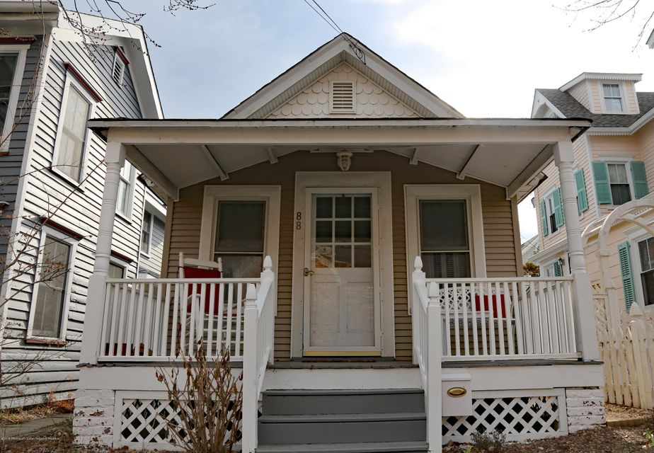Single Family Home for Rent at 88 Webb Avenue 88 Webb Avenue Ocean Grove, New Jersey 07756 United States