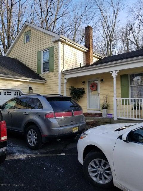 Maison unifamiliale pour l Vente à 106 Jacobs Creek Road 106 Jacobs Creek Road Ewing, New Jersey 08628 États-Unis