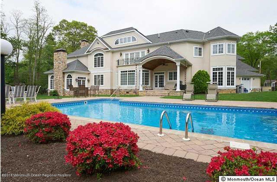 820 Tilston Place - Pool