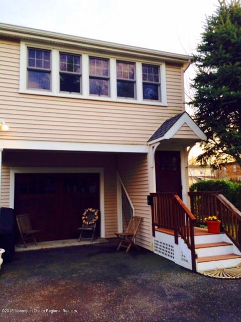 Apartment for Rent at 407 1/2 Jersey Avenue 407 1/2 Jersey Avenue Spring Lake, New Jersey 07762 United States