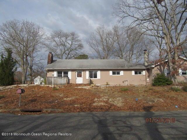 Casa Unifamiliar por un Alquiler en 1822 Deerhead Lake Drive 1822 Deerhead Lake Drive Forked River, Nueva Jersey 08731 Estados Unidos