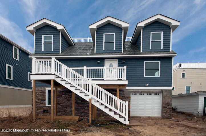 Single Family Home for Sale at 4 18th Street 4 18th Street Beach Haven, New Jersey 08008 United States