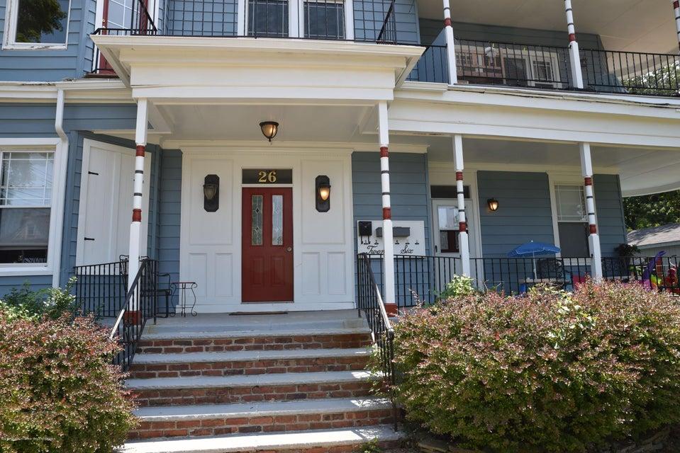 独户住宅 为 出租 在 26 6th Avenue 26 6th Avenue 大西洋高地, 新泽西州 07716 美国