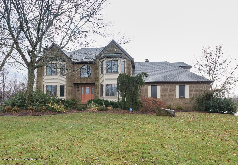 Maison unifamiliale pour l Vente à 351 Sawmill Road 351 Sawmill Road Hamilton, New Jersey 08620 États-Unis