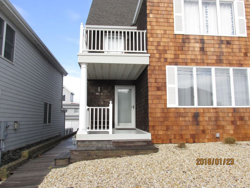 Single Family Home for Rent at 1 Camden Avenue 1 Camden Avenue Lavallette, New Jersey 08735 United States