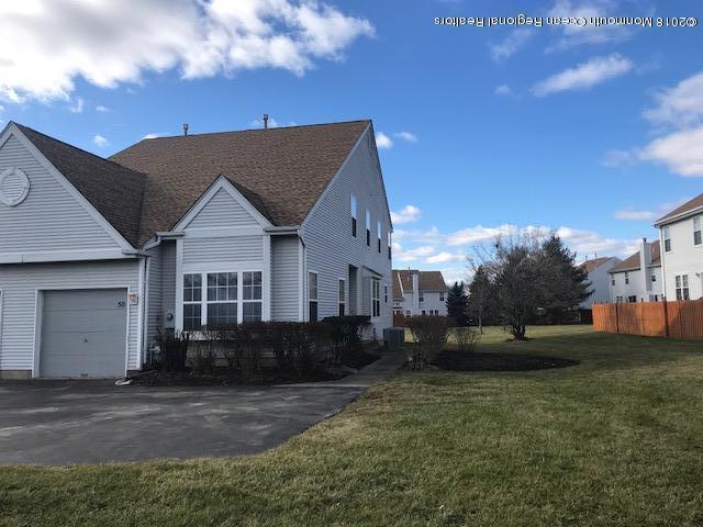 단독 가정 주택 용 매매 에 50 Aspen Court 50 Aspen Court Bordentown, 뉴저지 08505 미국