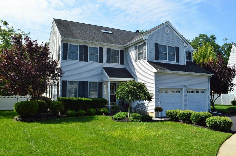 Maison unifamiliale pour l Vente à 5 Paul Place 5 Paul Place Middletown, New Jersey 07748 États-Unis