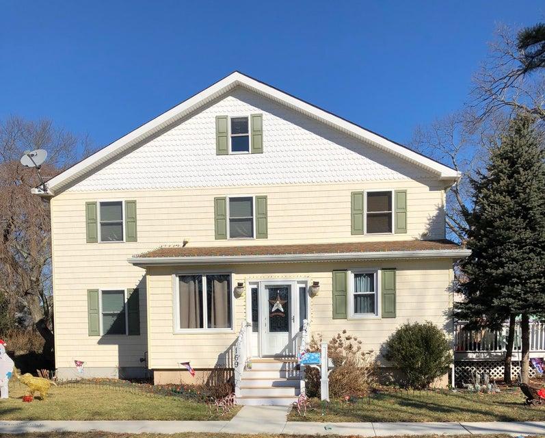 一戸建て のために 売買 アット 169 Johnson Avenue 169 Johnson Avenue Somers Point, ニュージャージー 08244 アメリカ合衆国