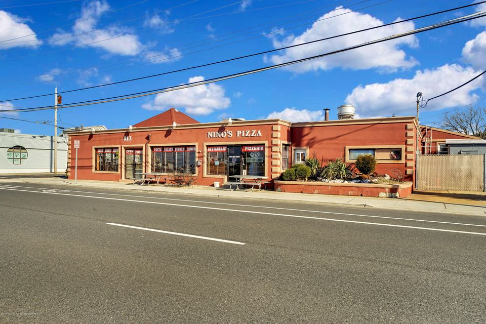 Commercial for Sale at 812 Central Avenue 812 Central Avenue Seaside Park, New Jersey 08752 United States