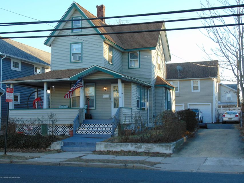 Single Family Home for Sale at 509 Park Place Avenue 509 Park Place Avenue Bradley Beach, New Jersey 07720 United States