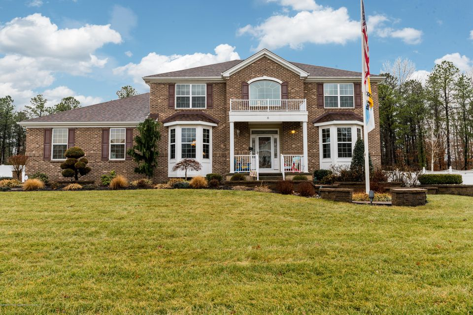 獨棟家庭住宅 為 出售 在 6 Firenze Road 6 Firenze Road Jackson, 新澤西州 08527 美國