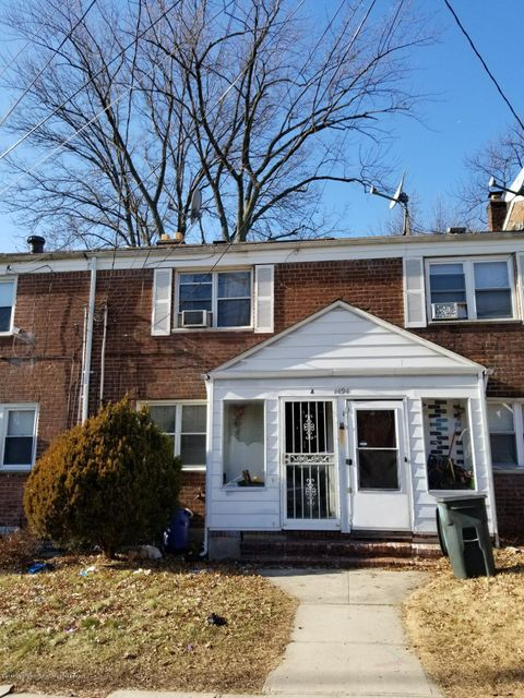 Single Family Home for Sale at 1494a Liberty Avenue 1494a Liberty Avenue Hillside, New Jersey 07205 United States