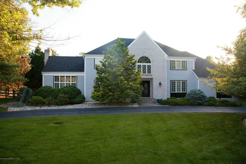Single Family Home for Sale at 1 Kender Court 1 Kender Court Hillsborough, New Jersey 08844 United States