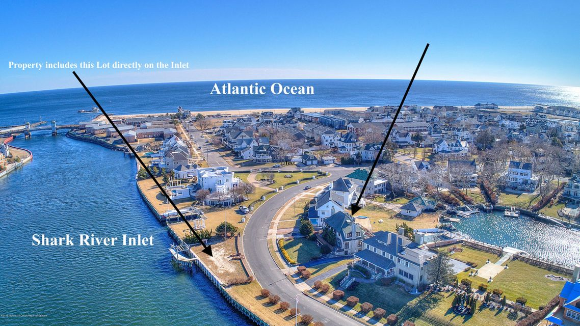 Single Family Home for Sale at 40 Inlet Terrace 40 Inlet Terrace Belmar, New Jersey 07719 United States