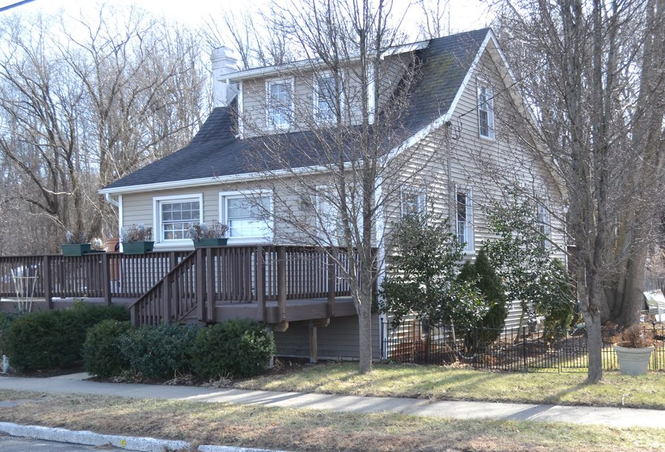Casa Unifamiliar por un Venta en 4 Leonardville Road 4 Leonardville Road Atlantic Highlands, Nueva Jersey 07716 Estados Unidos