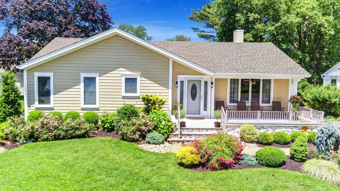 Single Family Home for Sale at 612 North Boulevard 612 North Boulevard Lake Como, New Jersey 07719 United States