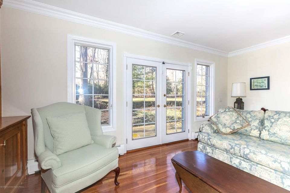 Living Room French Doors