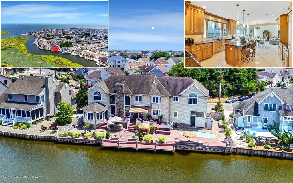 Single Family Home for Sale at 1032 Montauk Drive 1032 Montauk Drive Forked River, New Jersey 08731 United States