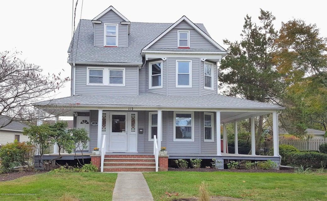 Maison unifamiliale pour l à louer à 112 Cottage Place 112 Cottage Place Long Branch, New Jersey 07740 États-Unis
