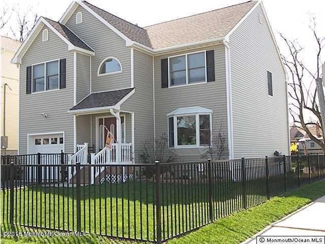 Maison unifamiliale pour l Vente à 100 Seabreeze Avenue 100 Seabreeze Avenue Middletown, New Jersey 07748 États-Unis
