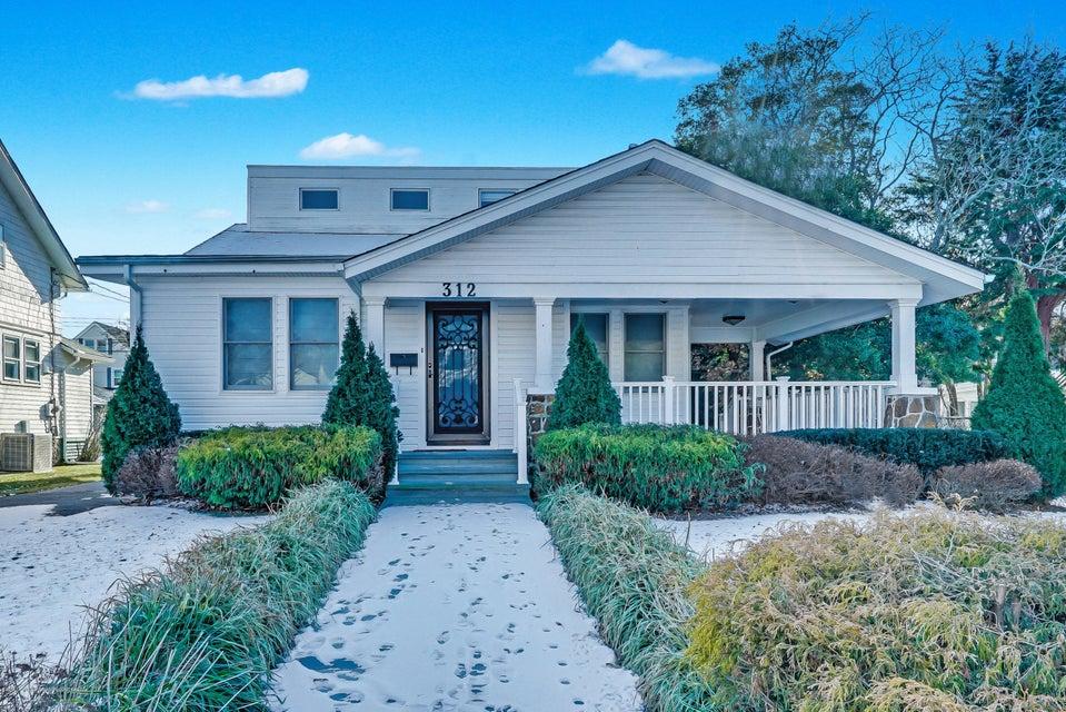 Maison unifamiliale pour l à louer à 312 Cedar Avenue 312 Cedar Avenue Allenhurst, New Jersey 07711 États-Unis