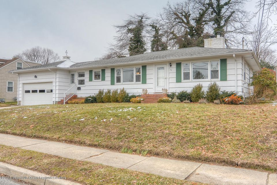 Single Family Home for Sale at 111 Hawthorne Avenue 111 Hawthorne Avenue Neptune City, New Jersey 07753 United States